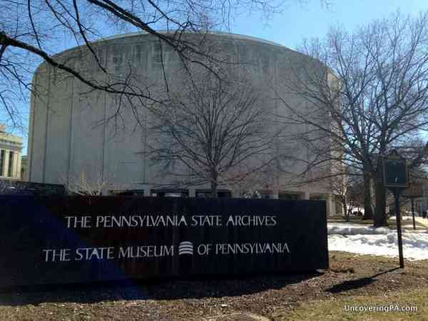 Things to do in Pennsylvania in March: Charter State at the State Museum