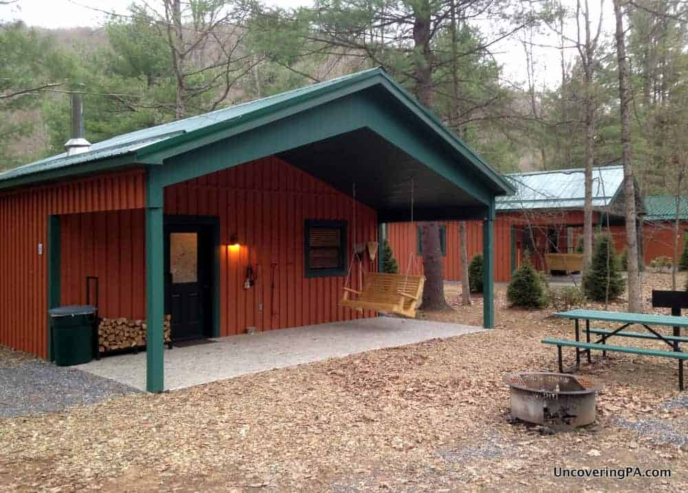 Staying at Wapiti Woods in Elk County, Pennsylvania Review