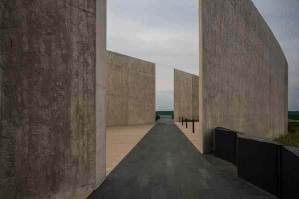 Visiting the Flight 93 National Memorial in Stoystown, Pennsylvania
