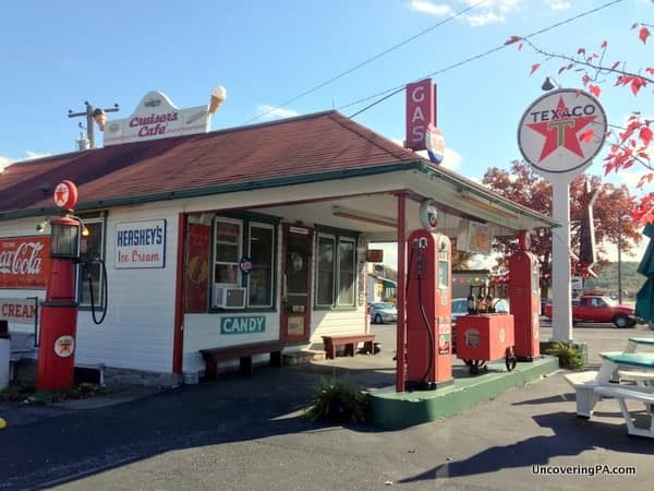 Cruiser's Cafe in Snyder County is definitely worth stopping for a bite.