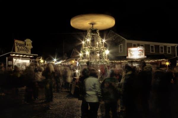 Things to do at Christmastime in Pennsylvania: Mifflinburg Christkindlmarkt