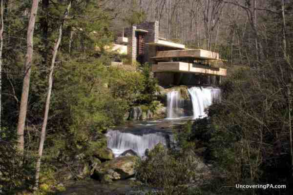 The 7 Man-Made Wonders of Pennsylvania - Fallingwater