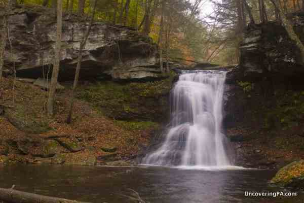 Pennsylvania Waterfalls: Sullivan Falls