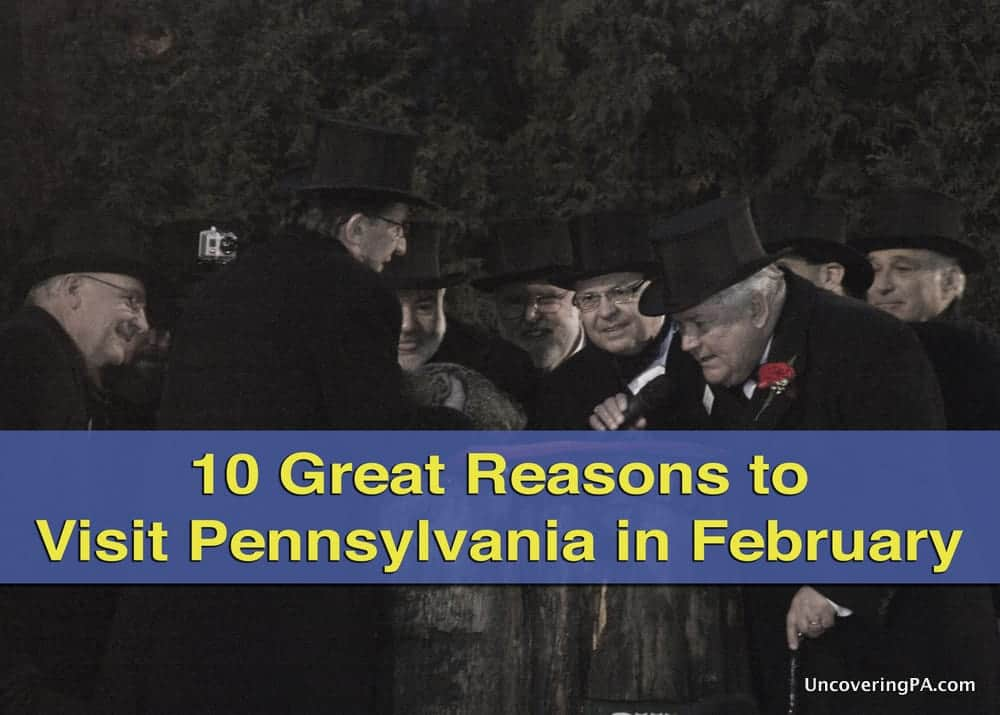 Things to do in Pennsylvania February 2015