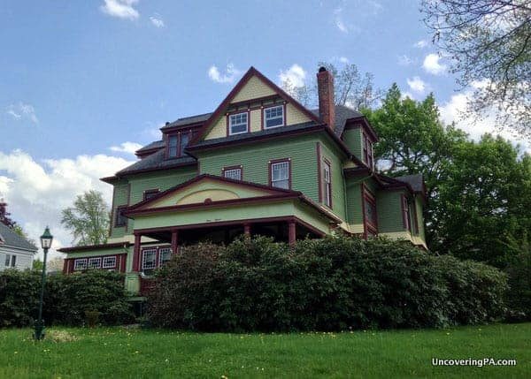 A beautiful Victorian home in Oil City's South Side.