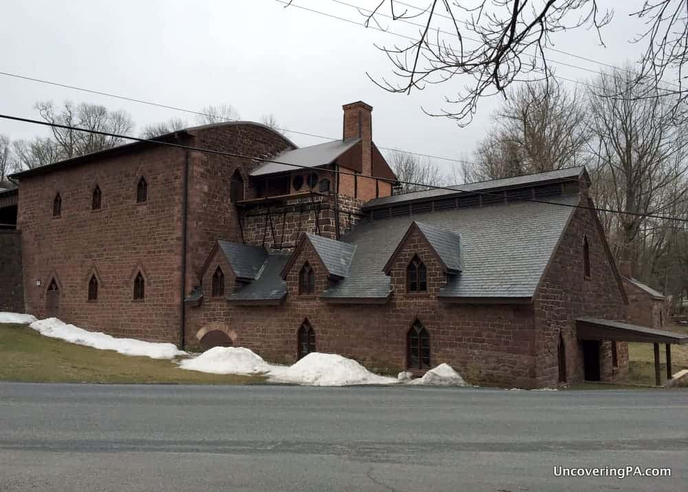Visiting Cornwall Iron Furnace in Cornwall, Pennsylvania