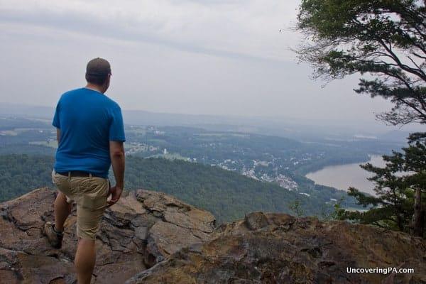 Hawk Rock in Duncannon, Pennsylvania