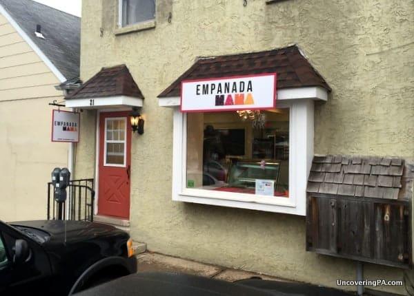 Review of Empanada Mama in Doylestown PA
