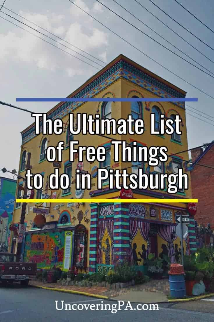 Things To Do In Pittsburgh That Are Fun