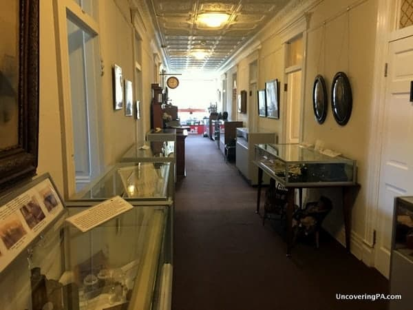 Greene County Historical Society Museum in Waynesburg, PA