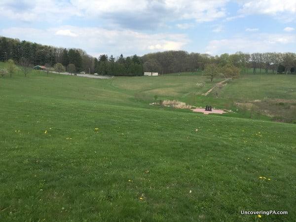 Visiting Bushy Run Battlefield in Pennsylvania