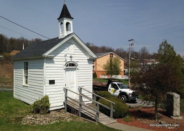 Decker Chapel in Saint Marys, PA