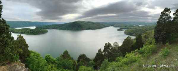 Hawn's Overlook at Raystown Lake, PA