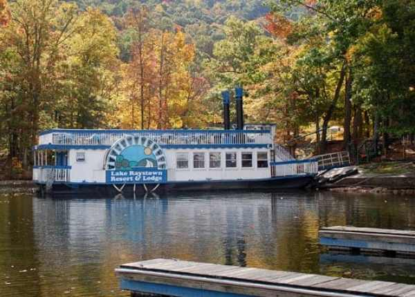 Proud Mary Showboat on Raystown Lake