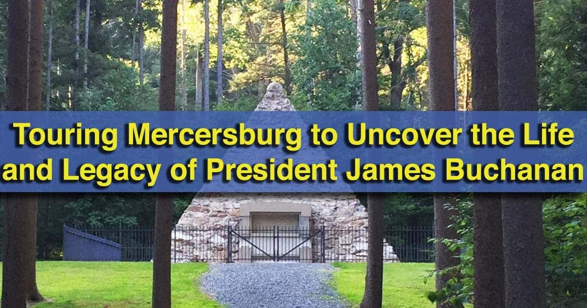 President-James-Buchanan-in-Mercersburg-PA