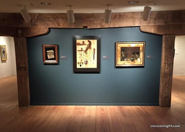 Visiting the Brandywine River Museum of Art in Chadds Ford PA