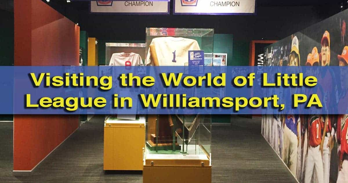World-of-Little-League-in-South-Williamsport-Pennsylvania