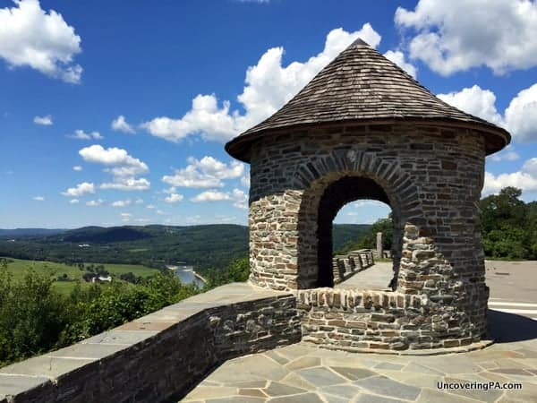 Marie Antoinette Overlook Route 6 PA