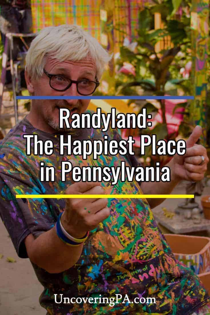Pittsburgh's Randyland: The Happiest Place in Pennsylvania