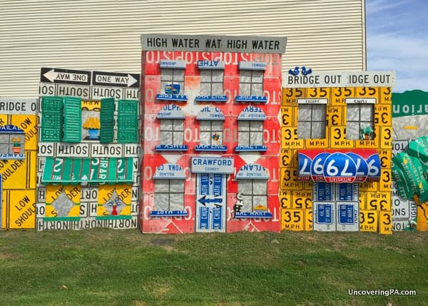 Read Between the Signs Meadville Pennsylvania
