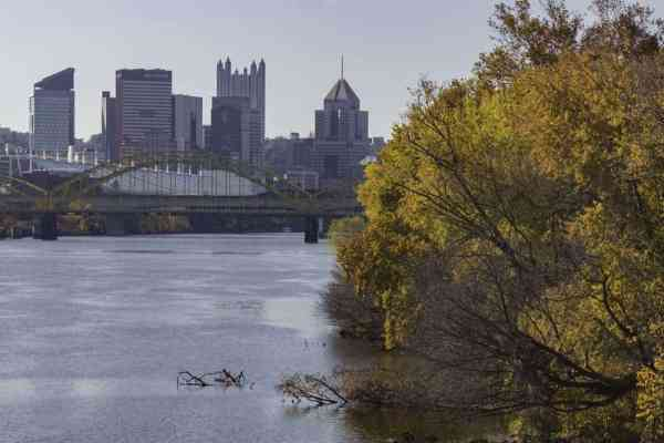 Where to take photos in Pittsburgh: Herr's Island