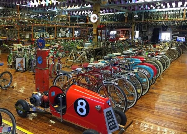 Bicycle Heaven in Pittsburgh PA - Pittsburgh Facts