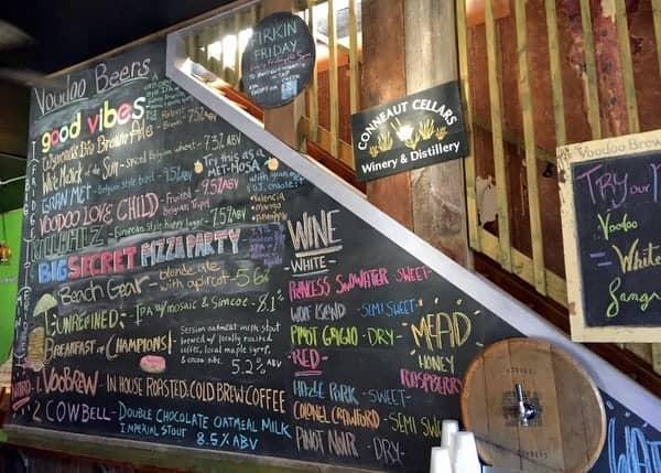Visiting Voodoo Brewery in Meadville, Pennsylvania