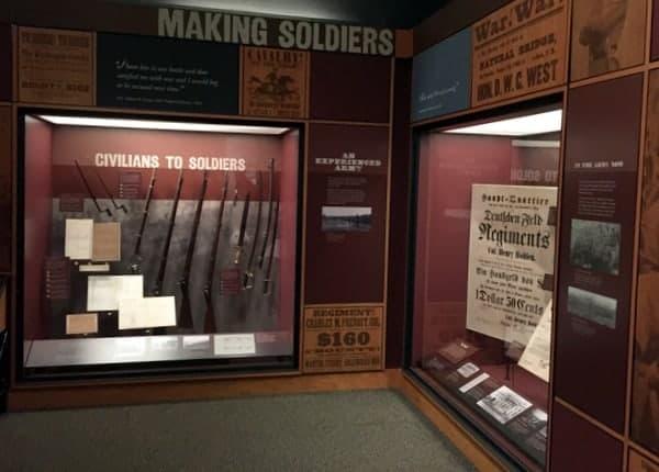 Gettysburg Museum of the Civil War, Pennsylvania