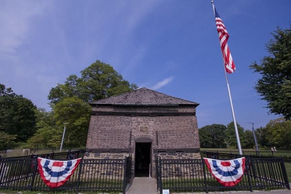 Free things to do in Pittsburgh: Visit the Fort Pitt Blockhouse