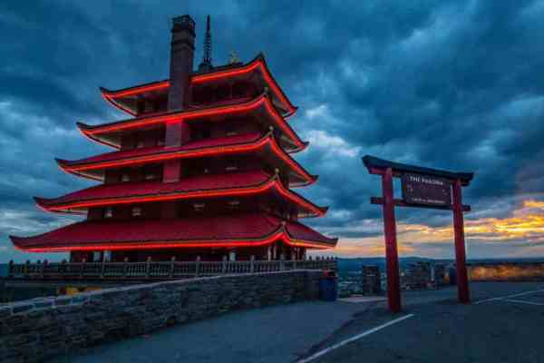 Top Travel Photos of 2016: The Reading Pagoda