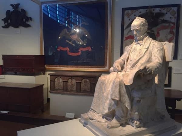Visiting LancasterHistory.org in Lancaster, PA