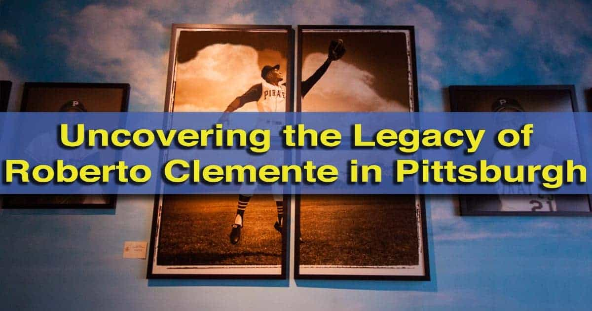 Visiting the Roberto Clemente Museum in Pittsburgh, Pennsylvania