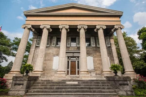 Baker Mansion in Altoona, Pennsylvania