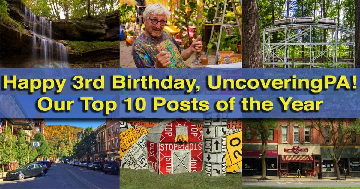 UncoveringPA's Top 10 Posts of our 3rd Year