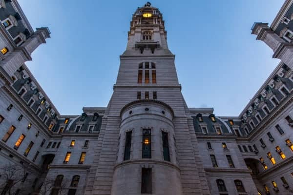 Pennsylvania Facts: Philadelphia City Hall