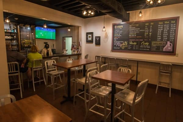 Susquehanna Brewing Company Tasting Room in Luzerne County, PA