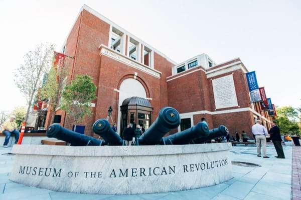 Things to do in Pennsylvania in 2017: Opening of the Museum of the American Revolution in Philly.