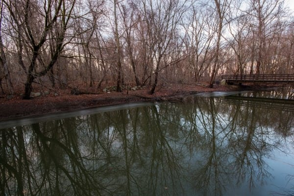 Places to take photos in Harrisburg, PA: Wildwood Park