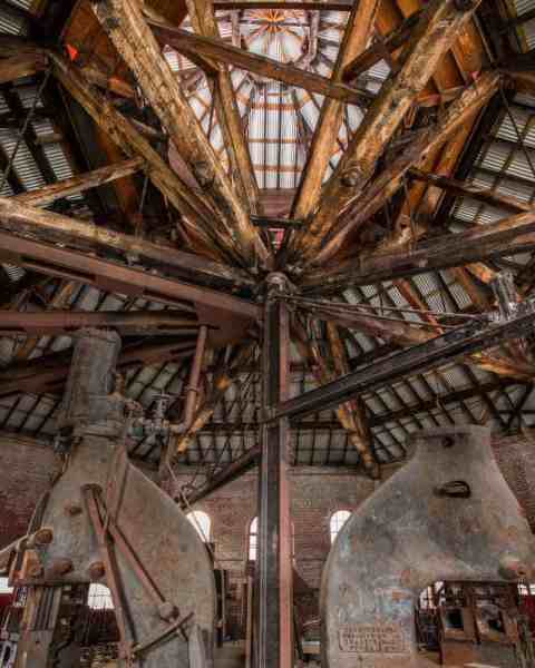 Touring Cambria Iron Works in Johnstown, Pennsylvania