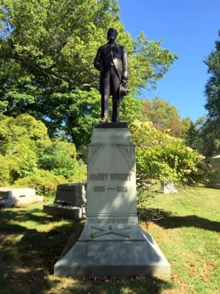 Baseball Hall of Famers buried in Philadelphia: Harry Wright