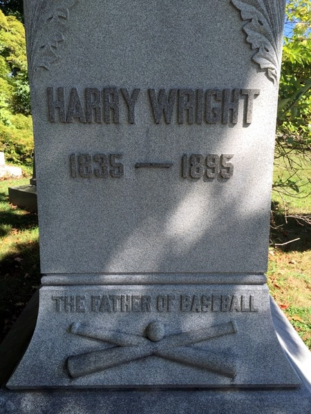 Baseball Hall of Famers buried in Philly: Harry Wright
