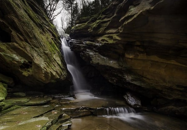 Waterfalls of the Laurel Highlands: Yoder Falls