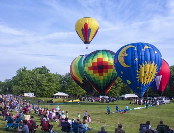 Things to do in Pennsylvania in June: The Thurston Classic in Meadville.
