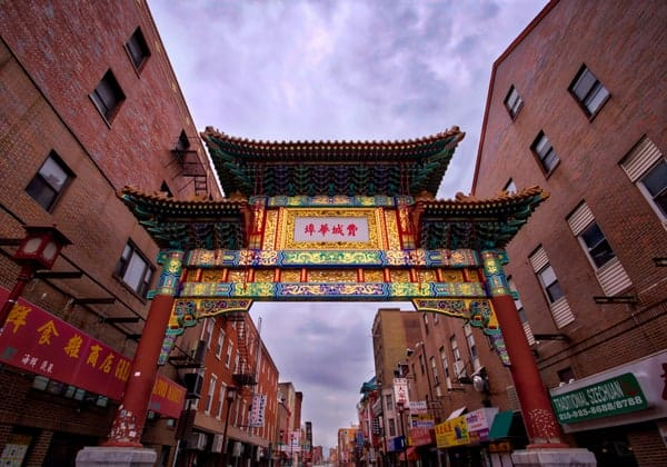 Free things to do in Philadelphia: Walk through Chinatown