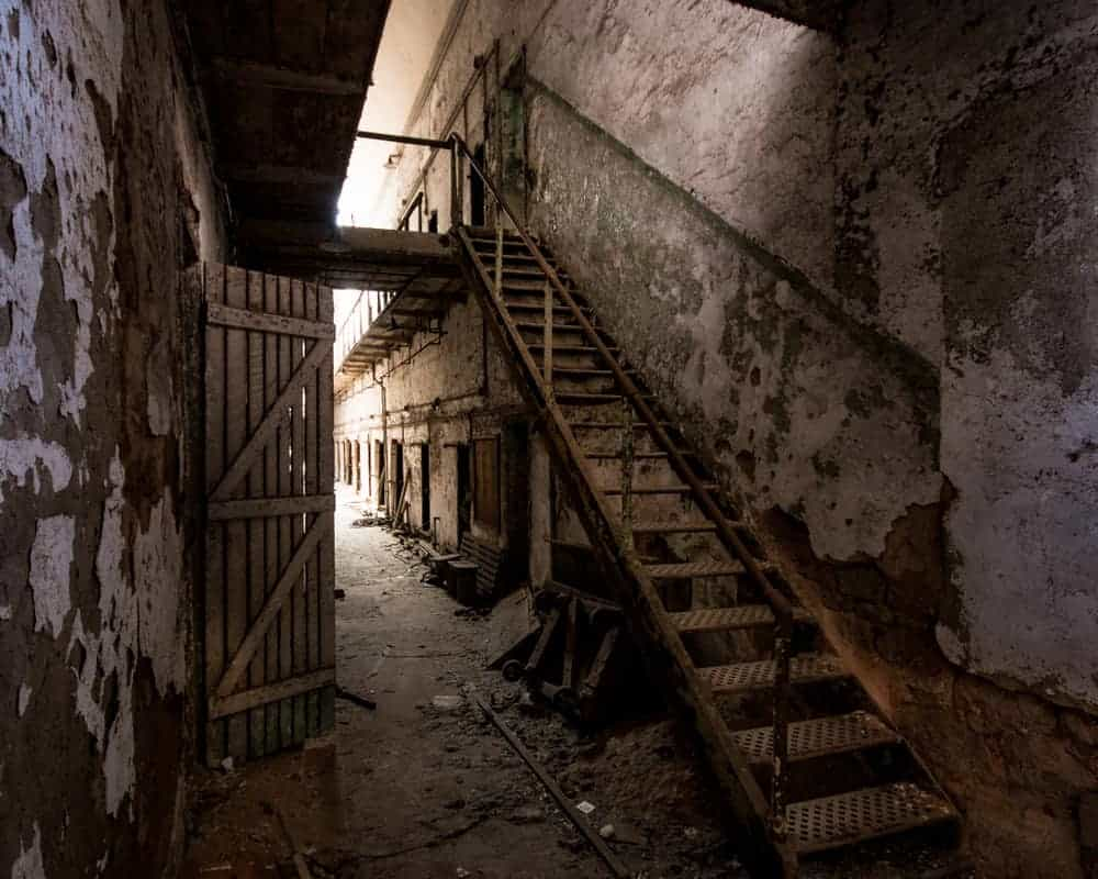 Creepiest places in Pennsylvania: Eastern State Penitentiary