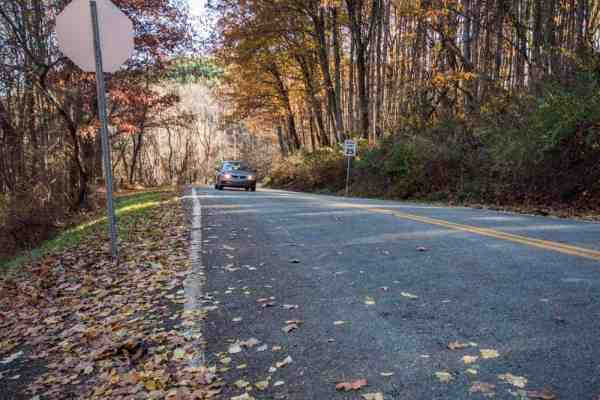 Where is Gravity Hill in North Park, Pittsburgh, PA