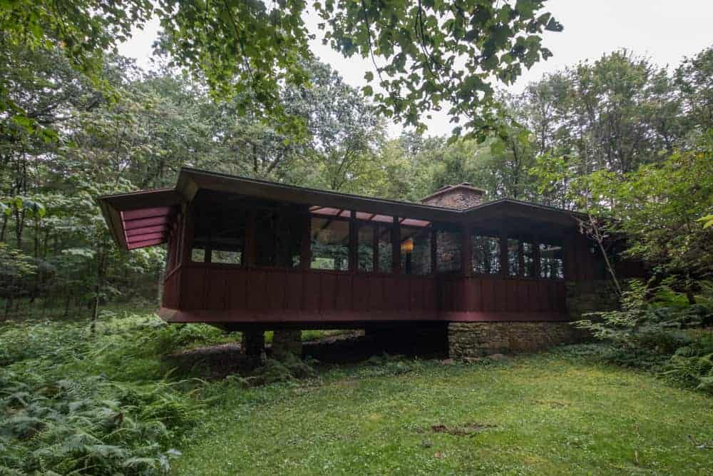 Uncoveringpa Touring Frank Lloyd Wright S Duncan House