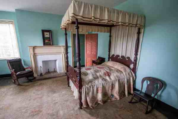 Curtin Mansion near Bellefonte, Pennsylvania
