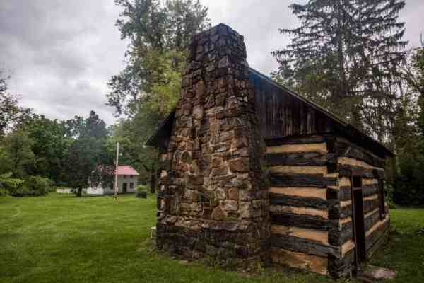 Curtin Village at Eagle Ironworks in Centre County, PA