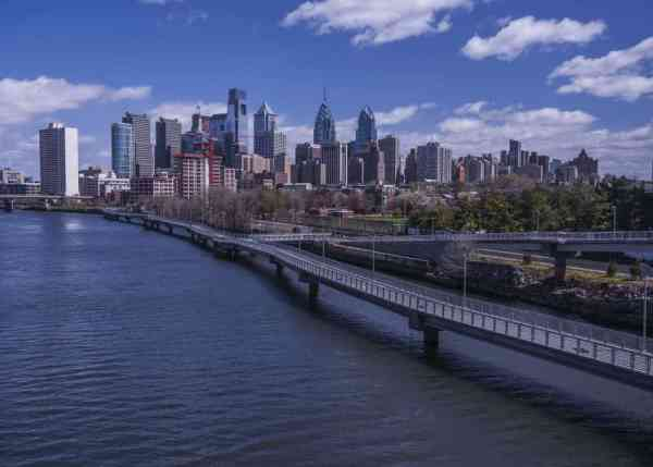 Where to shoot photos in Philly: South Street Bridge